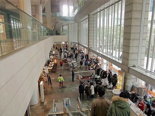 shinagawa-flea-market